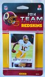 Washington Redskins 2014 Score Team Collection, 10 card pack